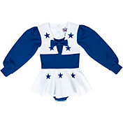 Dallas Cowboys Merchandising Toddler's Cheer Jumper Dress