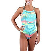 Dolfin Junior's Uglies Zippy V-2 Back Swimsuit