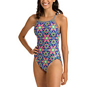 Dolfin Women's Uglies Horizon V-Back Swimsuit