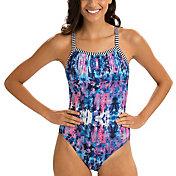 Dolfin Women's Uglies Azure V-Back Swimsuit