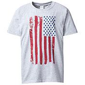 Gildan Boys' Americana Banner T-Shirt