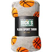 Dick's Sporting Goods Plush Sport Throw Blanket