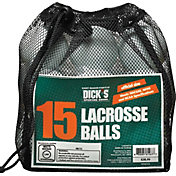 DICK'S Sporting Goods 2017 15-Pack Lacrosse Balls