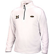 Drake Waterfowl Men's Missouri Half-Zip Camp Fleece Jacket