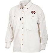 Drake Waterfowl Men's Mississippi State Wingshooter Long Sleeve Shirt