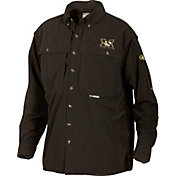 Drake Waterfowl Men's Missouri Wingshooter's Button Down Long Sleeve Shirt