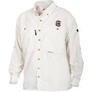 Drake Waterfowl Men's South Carolina Wingshooter Long Sleeve Shirt