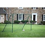 FoldFast 12' x 6' Green Steel Soccer Goal