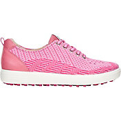 ECCO Women's Casual Hybrid Knit Golf Shoes
