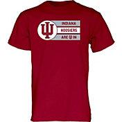 Blue 84 Men's Indiana Hoosiers ESPN College Gameday Crimson T-Shirt