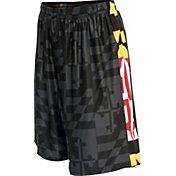 Fit 2 Win Men's Maryland Pride Black Shorts