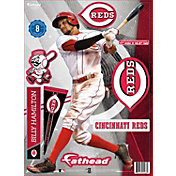 Fathead Cincinnati Reds Billy Hamilton Teammate Wall Decal