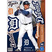 Fathead Detroit Tigers Miguel Cabrera Teammate Wall Decal