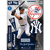Fathead New York Yankees Aaron Judge Player Wall Decal