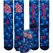 St. Louis Cardinals Banana Socks