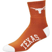 Texas Longhorns Team Burnt Orange Low Socks