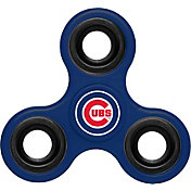 Forever Collectibles Chicago Cubs Three Way Diztracto Spinnerz