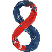 Forever Collectibles Chicago Cubs Gradient Infinity Scarf