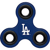 Forever Collectibles Los Angeles Dodgers Three Way Diztracto Spinnerz