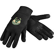 Forever Collectibles Milwaukee Bucks Texting Gloves