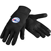 Forever Collectibles Philadelphia 76ers Texting Gloves