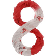 Forever Collectibles Alabama Crimson Tide Gradient Infinity Scarf