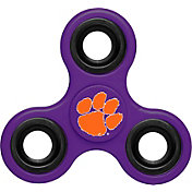 Forever Collectibles Clemson Tigers Three Way Diztracto Spinnerz