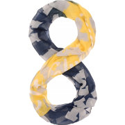 Forever Collectibles Michigan Wolverines Gradient Infinity Scarf