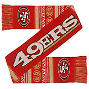 Forever Collectibles San Francisco 49ers Ugly Scarf