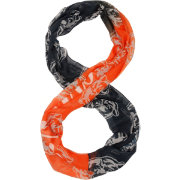 Forever Collectibles Chicago Bears Gradient Infinity Scarf