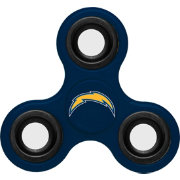 Forever Collectibles Los Angeles Chargers Three Way Diztracto Spinnerz