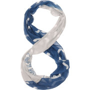FOCO Indianapolis Colts Gradient Infinity Scarf