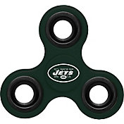 Forever Collectibles New York Jets Three Way Diztracto Spinnerz