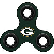 Forever Collectibles Green Bay Packers Three Way Diztracto Spinnerz