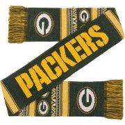Forever Collectibles Green Bay Packers Ugly Scarf