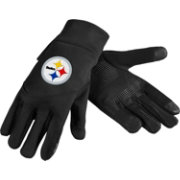 FOCO Pittsburgh Steelers Texting Gloves