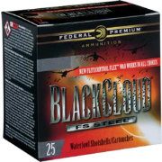 Federal Black Cloud FS Steel Shotgun Ammunition