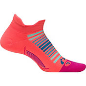 Feetures! Elite Light Cushion No Show Tab Limited Edition Socks