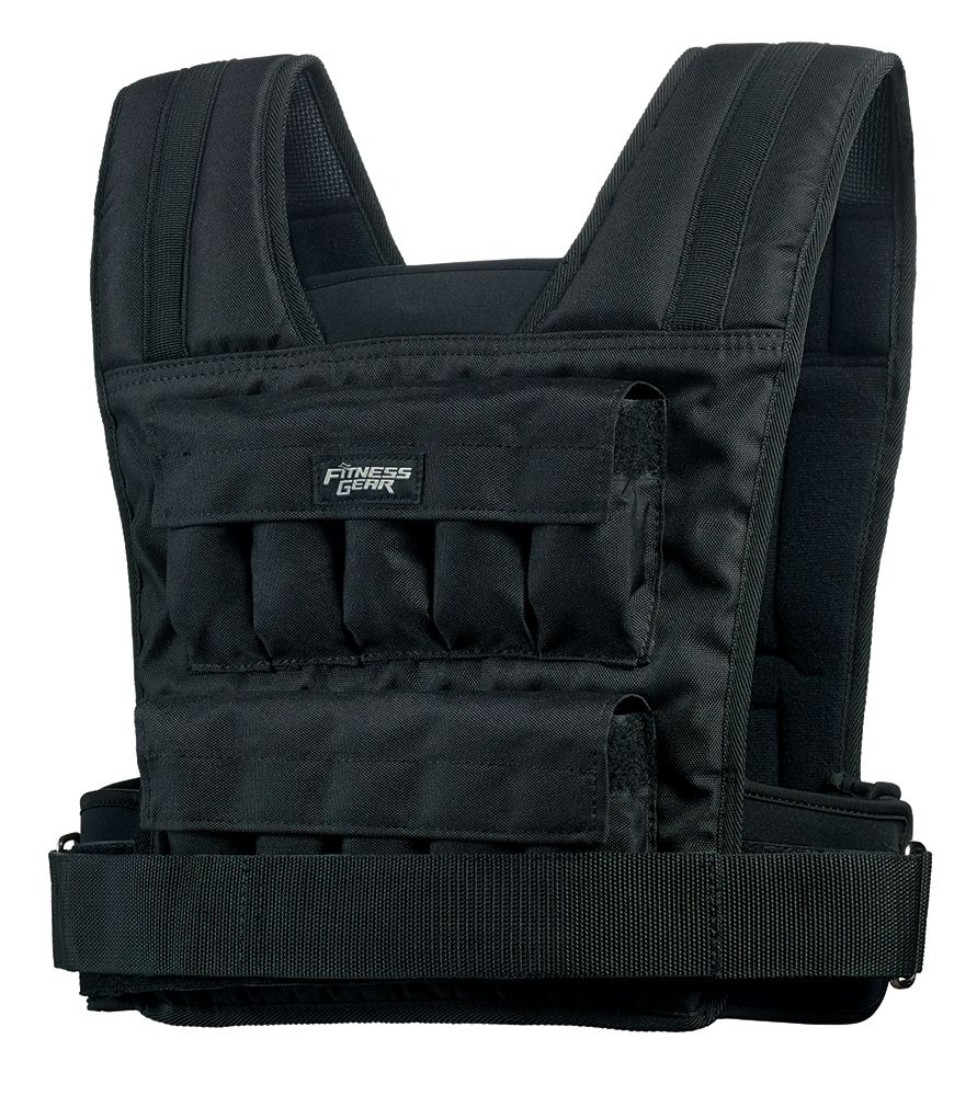 Fitness Gear 40 Lb. Weighted Vest by Fitness Gear