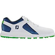 FootJoy Kids' Junior Spikeless Pro/SL Golf Shoes