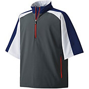 FootJoy Men's Sport Short Sleeve Golf Windshirt