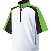 FootJoy Men's Sport Short Sleeve Golf Windshirt