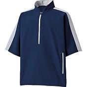 FootJoy Men's Short Sleeve Sport Golf Windshirt