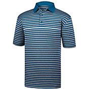FootJoy Men's Stretch Pique Stripe Golf Polo