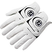 FootJoy Women's 2017 WeatherSof Golf Glove - 2 Pack