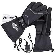 Flambeau 3.7V Rechargeable Heated Gloves Kit – Leather Palm