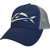 Field & Stream Fish Icon Silicone Trucker Cap