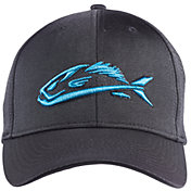 Field & Stream Fish Icon Laser Cut Stretch Fit Hat