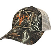 Field & Stream Youth Skull Patch Camo Hat