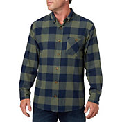 Field & Stream Men's Classic Lightweight Flannel Long Sleeve Shirt